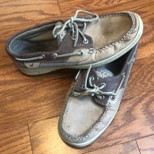 Sperry Slip On Loafers